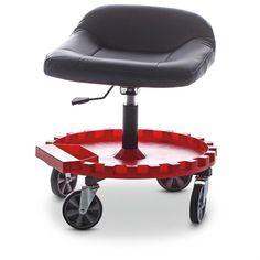 Tool Storage Stool Garage Tray Garden Creeper Outdoor Roller Shop Mechanic Seat  #UnbrandedGeneric