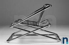 Ron ARAD fauteuil tubes et tendeurs éditions Ron Arad for One Off