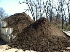 Premium Grade Top Soil - Sold in bulk quantities at Ondrick Natural Earth, Chicopee, MA   ondricknaturalearth.com