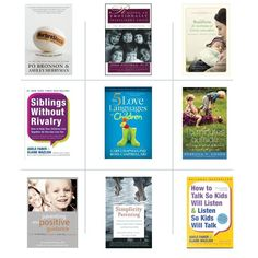 My all time top 9 parenting books (so far):