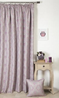 'AZTEC LILY' MADE TO MEASURE CURTAINS (PINK) $51.00  https://www.spiffyspools.com/collections/curtains/products/aztec-lily-curtains?variant=1820967108632