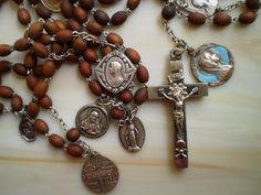 French Antique Rosary