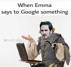 hook is NOT a century man emma Funny Things, Funny Stuff, Ouat Cast, Killian Jones, Good Humor, Colin O'donoghue, Captain Swan, Once Upon A Time, Vampire Diaries