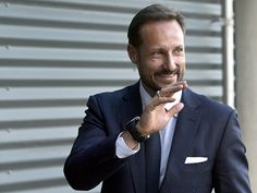 Crown Prince Haakon on official visit to Finland