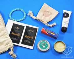 October 2017 BuddhiBox review. October's BuddhiBox featured a fun mix of items — from jewelry, to muscle rub, crystals, and more. My personal favorites were the muscle rub, rose quartz heart, and bracelet (even though it's too big!). The total value of everything this month was $97.50!