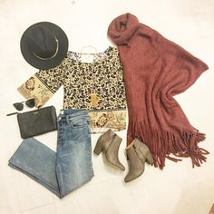Fall fashion at Sloan Boutique