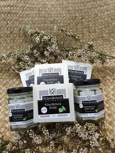 A perfect Bathroom Pack filled with beautiful natural skin healing products. Manuka Oil, Tea Tree Soap, Pepper Tree, Deep Relaxation, Tree Oil, Gifts For Mum, Bath Salts, Natural Skin, Peppermint