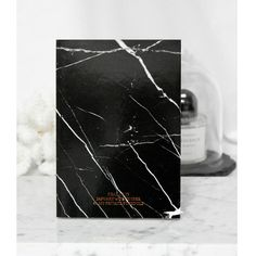 Black Marble Diary | LET LIV