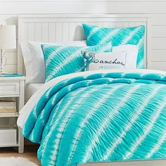 tahiti tie dye quilt + sham, capri // great summer bedding! reg. price $29.50 – $159 special $23.50 – $129 plus ships free through 6/23!