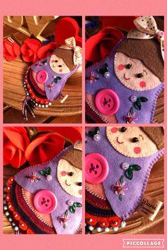 Matrioska Camila Garcia ok!✂   #danivanessaatelier #amofeltro #amor #amo #cute #chique #face #feltro #handmade #instagram #insta #ilovemyjob #love #madehand #moveomundo #presentes #positividade #feltragem #feltrando #feltro2016 #felt #artesanatoemfeltro #artesanal #artesanato #arte #adorofeltro #twitter #pinterest #minimosdetalhes #lembrancinha #lembrancinhas #costurando #costura #handmade #believeinyourself