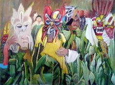 GUILLERMO CARVAJAL ALVARADO. COSTA RICA : SU PINTURA : PINTURA E IDENTIDAD.