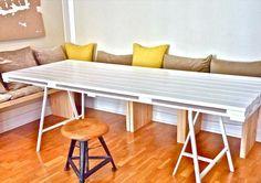 10 DIY Pallet Furniture Ideas | 1001 Pallet Ideas