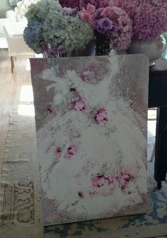 Rachel Ashwell Shabby Chic - Laurence Amelie Painting Summer 2013