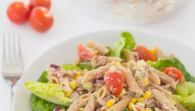 Tuna Pasta And Sweetcorn Salad