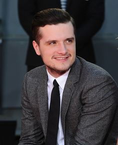 Josh Hutcherson attends 'The Hunger Games: Mockingjay - Part 2' hand and footprint ceremony at TCL Chinese Theatre on October 31, 2015 in Hollywood, California. Josh Hutcherson