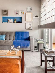 De acordo com a psicologia das cores e o Feng Shui, esses são os melhores tons para decorar a casa e fugir do estresse. O lar é seu refúgio!