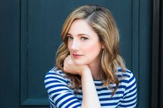 Actress Judy Greer tells Into The Gloss EltaMD® UV Daily Broad-Spectrum SPF 40 and EltaMD® PM Therapy Facial Moisturizer are part of her everyday beauty routine.