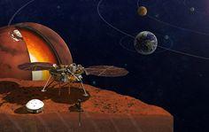 Continuá abierta la invitación para enviar tu nombre a Marte, gracias al programa de investigación de la NASA denominado InSight, el cual realizará una #Ciencia #Espacio #Marte #InSight #NombreMarte