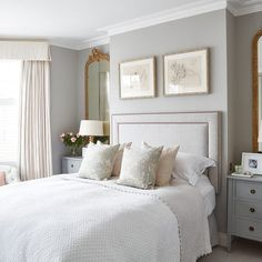 This beautiful Victorian house in London was given a second chance Main bedroom July 17 Hewitson Victorian house Victorian House Interiors, Victorian Homes, Victorian Terrace Interior, Victorian Townhouse, Victorian Architecture, Contemporary Bedroom, Modern Bedroom, Modern Victorian Bedroom, Victorian Decor