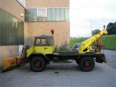 cool plow truck | 404 as snowplow, tow truck - Page 2 - Mercedes-Benz Forum