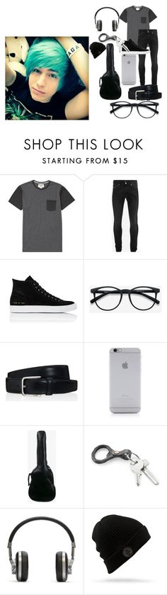 """""""Taken"""" by roleplay-748 ❤ liked on Polyvore featuring Billabong, Alexander McQueen, Common Projects, Tod's, Native Union, Yves Saint Laurent and Master & Dynamic"""