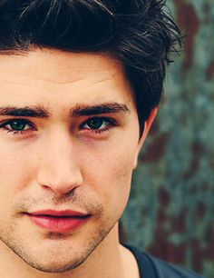 Matt Dallas  (point for my team!)