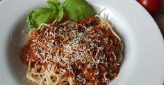 Spaghetti Bolognese - nach einem italienischen Originalrezept