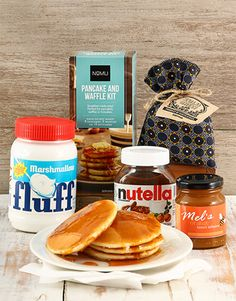 NetFlorist is South Africa's number one gifting service, offering a wide selection of gifts and floral arrangements. Gourmet Gifts, Pancakes And Waffles, Christmas Gifts, Food, Xmas Gifts, Christmas Presents, Essen, Meals, Yemek