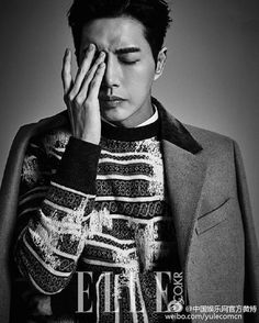 "park hae jin 박해진 朴海鎮 ""man to man"" for ELLE KOREA november 2016 issue"