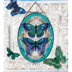 Suncatcher-LO217-Victorian Butterflies - Victorian Butterflies