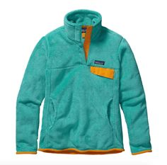 Patagonia Women's Re-Tool Snap-T® Fleece Pullover - Howling Turquoise