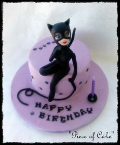 Catwoman Cake Cakes Cake Decorating Daily Inspiration