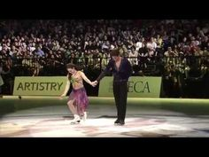 Theres a moment in this.    ▶ AOI 2014 Taipei - Tessa Virtue and Scott Moir EX Into the Mystic - YouTube