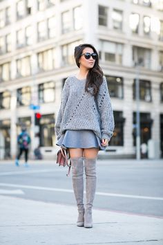 Bundled :: Oversized sweater