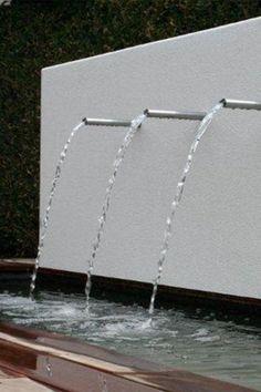 waterval rvs vijvers accessoires - Artiplant