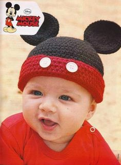 Croche pro Bebe: Gorros e chapéu em croche