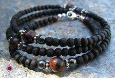 Mens Necklace by KayleeCreations on Etsy, $24.00