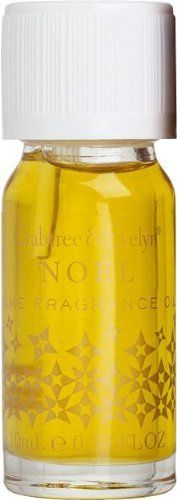 Crabtree & Evelyn Noel Fragrance Oil, 10mL by Crabtree & Evelyn. $10.00. Can be used in light bulb rings and simmering pots. Add to potpourri for an exquisite fragrance experience. Highly concentrated for long-lasting fragrance. Crabtree & Evelyn Noel Fragrance Oil, 10mL. C number 80050.   Create a warm and inviting holiday ambiance with our Noel Home Fragrance Oil, a festive scent that wonderfully captures the joyous spirit and essence of the season. Perfect...