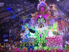 Carnaval 2014.  Rio de Janeiro