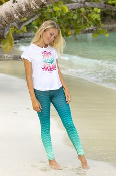 Mermaid Tails by Fin Fun | Get a Real Swimmable Mermaid Tail or Shark Fin Mermaid Shoes, Fin Fun Mermaid, Mermaid Outfit, Mermaid Tails, Mermaid Leggings, Girls In Leggings, Shiny Leggings, Baby Girl Strollers, Percy Jackson Outfits