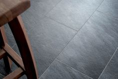Mooie tegel vloer (PVC)