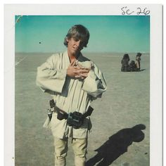 Behind-the-Scenes Photos Reveal What 'Star Wars Episode IV: A New Hope' Really Looked Like   Mark Hamill   Luke Skywalker