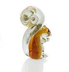 Glass Squirrel