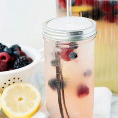 Baked Bree | Vanilla Berry Lemonade