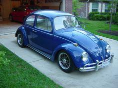 I love VW's