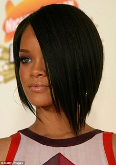 Riri...love this cut but I LOVE my long hair too! Oh the dilemma