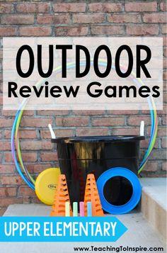 Ideas For Fun Classroom Games Upper Elementary Fun Classroom Games, Outdoor Classroom, Math Games, Math Math, Classroom Ideas, Student Games, Maths, Class Games, Teaching Activities