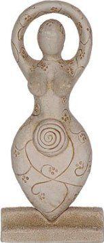 Spring Goddess figurine
