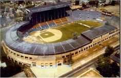 War Memorial Stadium original home of the Buffalo Bills