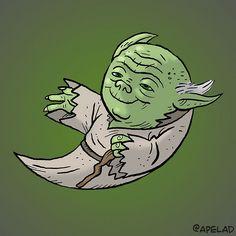 Tweet Yoda :)